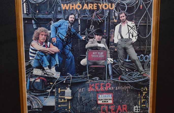 The Who – Who Are You