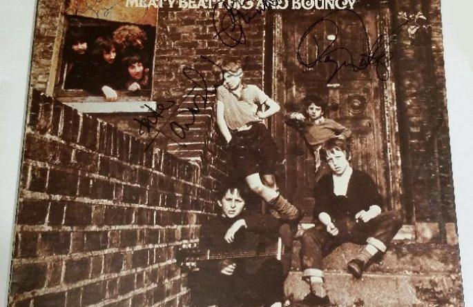 The Who – Meaty Beaty Big and Bouncy