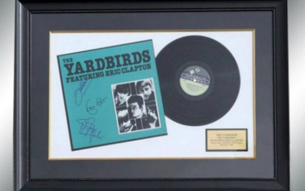 The Yardbirds – Yardbirds Featuring Eric Clapton