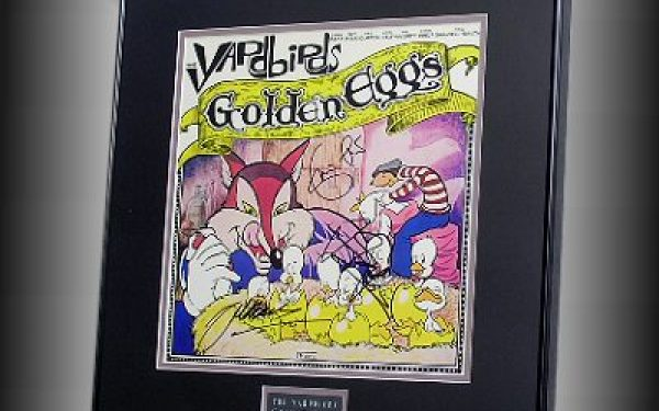 The Yardbirds – Golden Eggs