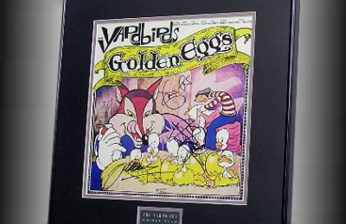 The Yardbirds – Golden Eggs