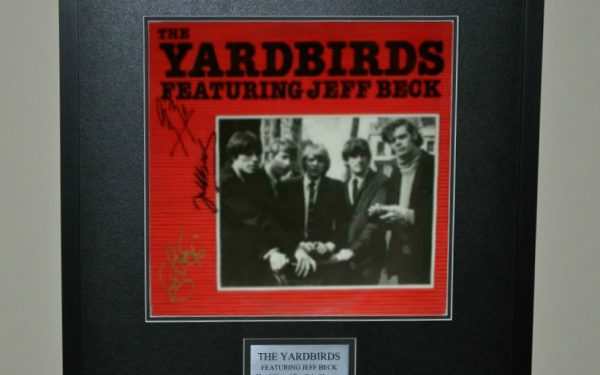 The Yardbirds Featuring Jeff Beck