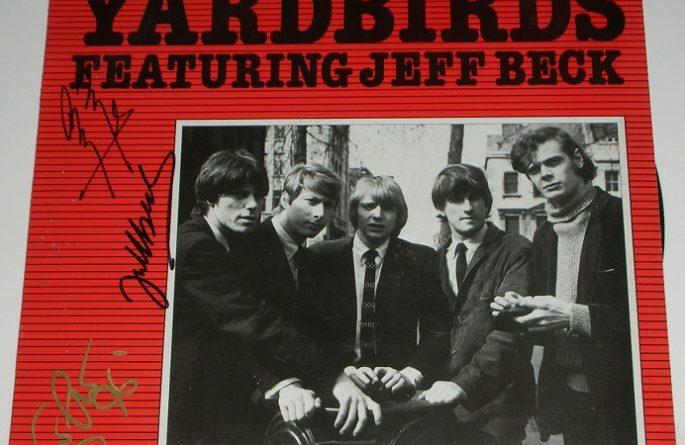 The Yardbirds Featuring Jeff Beck
