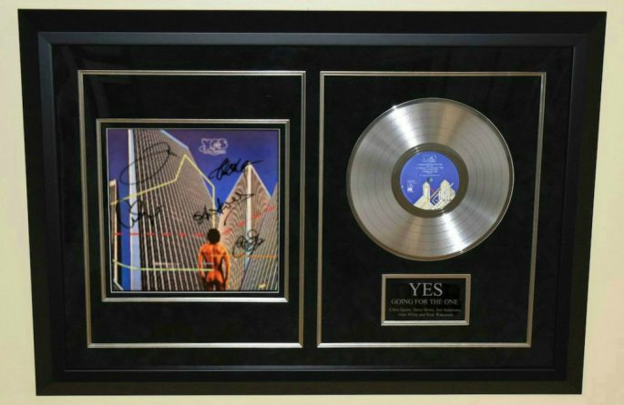 Yes – Going For The One