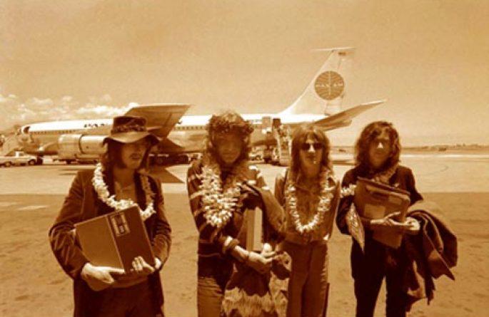 Zeppelin Honolulu Airport