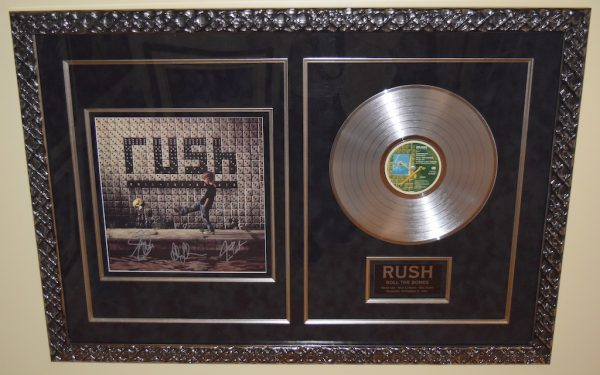 Rush – Roll The Bones