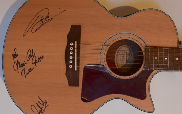 Bee Gees Guild Acoustic Guitar