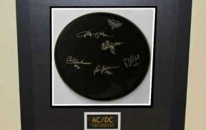 AC/DC – Drum Head