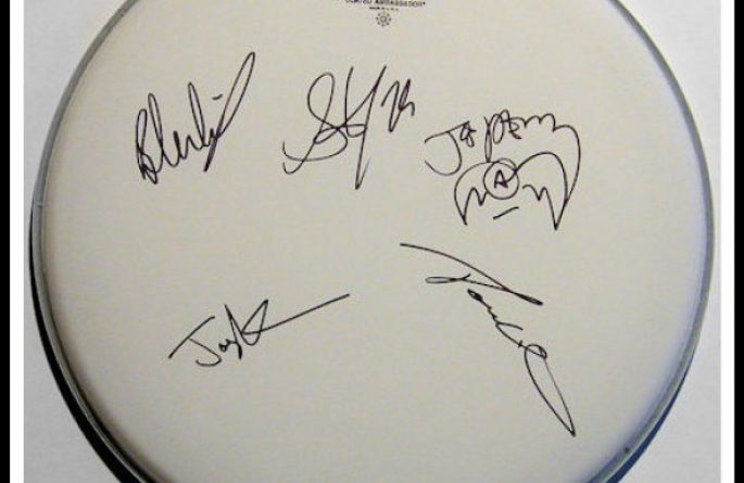 Aerosmith – Drum Head