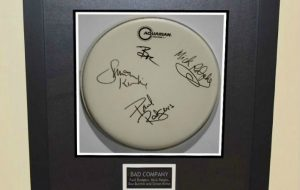 Bad Company – Drum Head