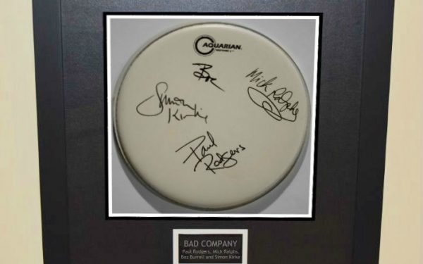 Bad Company – Drum Head