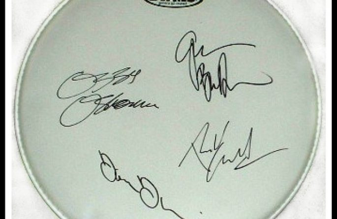 Black Sabbath – Drum Head