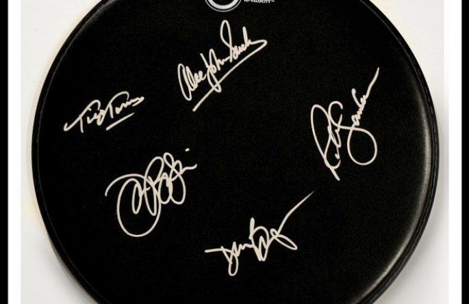 Bon Jovi – Drum Head