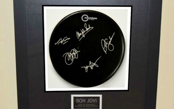 Bon Jovi – Drum Head