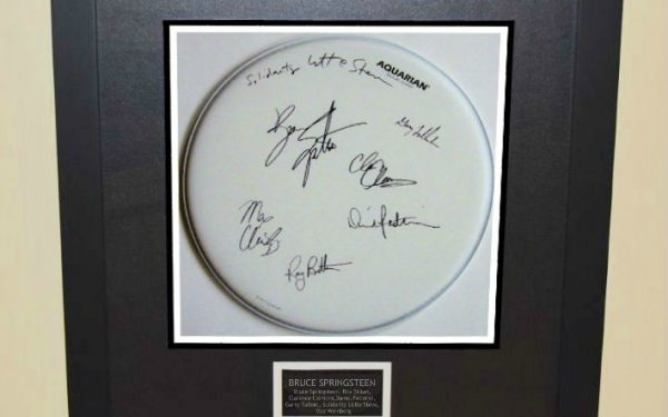 Bruce Springsteen – Drum Head