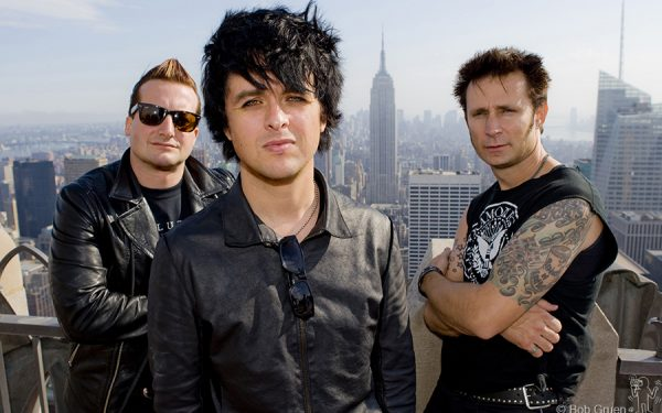 Green Day, NYC, 2009