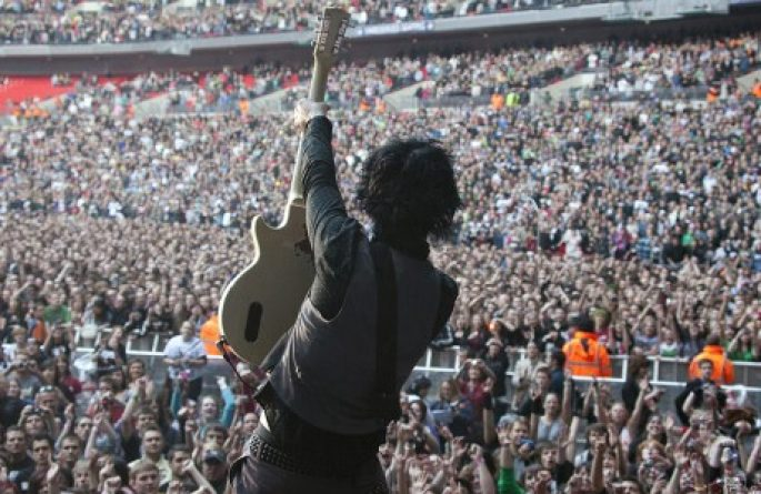 Billie Joe Armstrong, London – 2010