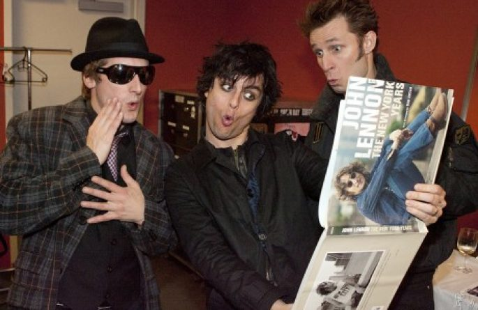 Green Day, NYC, 2005