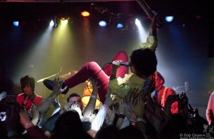 Billie Joe Armstrong, NYC, 2010