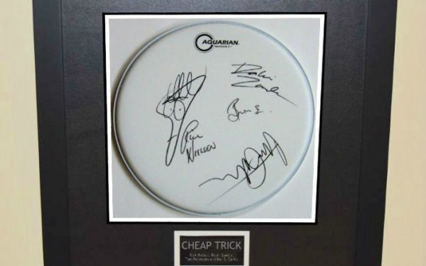 Cheap Trick – Drum Head