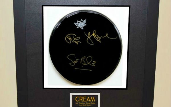 Cream – Drum Head