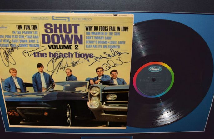 Beach Boys – Shut Down Volume 2
