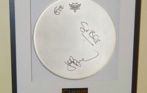 Cream – Drum Head