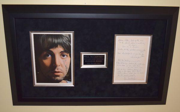 Paul McCartney – Eleanor Rigby