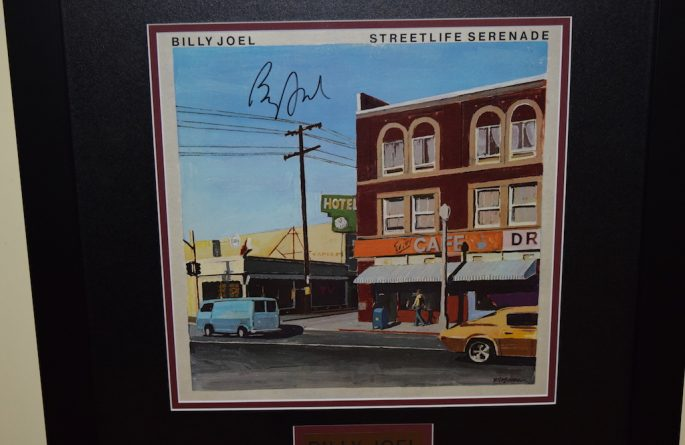 Billy Joel – Streetlife Serenade