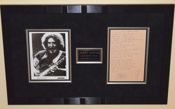 Jerry Garcia – Lazy River Road
