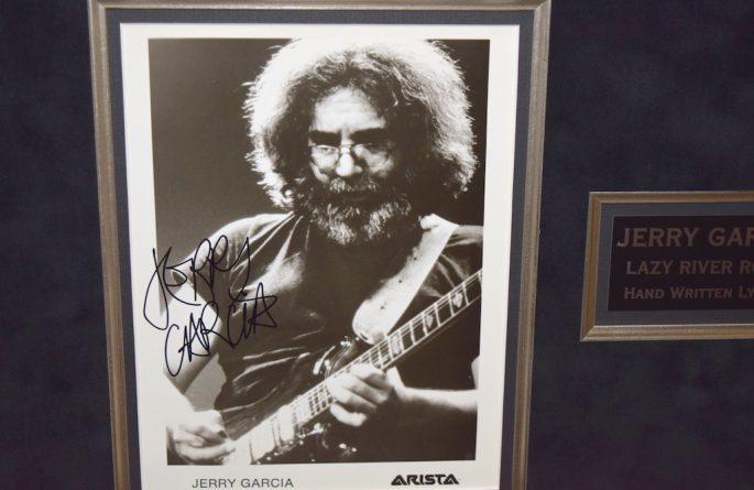 Jerry Garcia – Lazy River Road