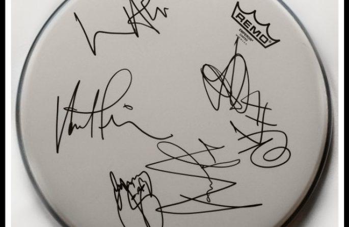INXS – Drum Head
