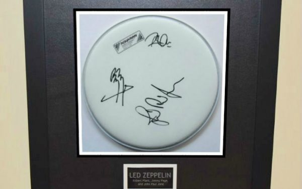 Led Zeppelin – Drum Head