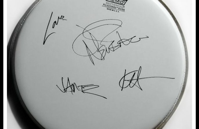 Metallica – Drum Head