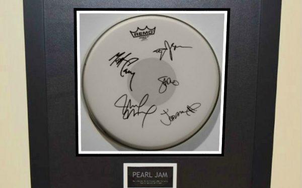 Pearl Jam – Drum Head