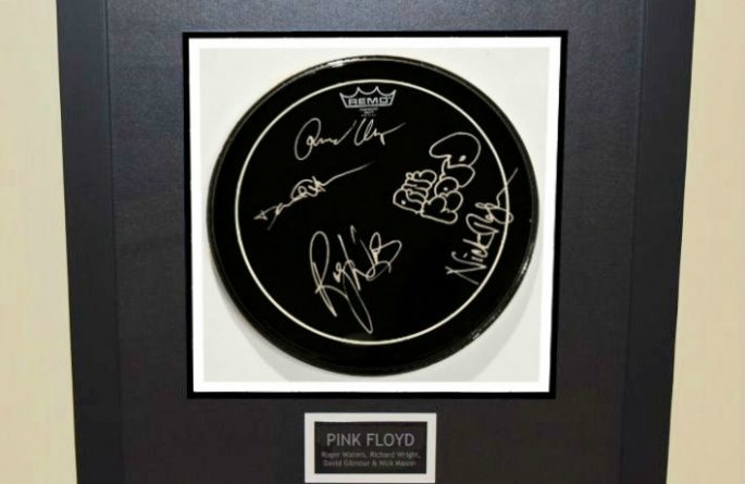 Pink Floyd – Drum Head