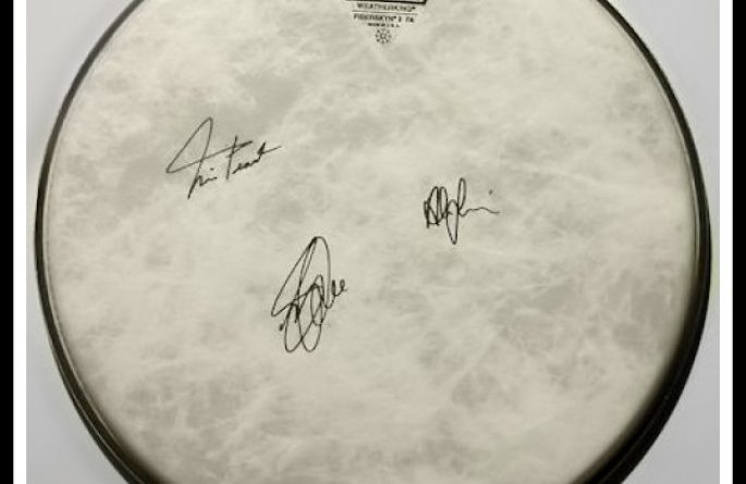 Rush – Drum Head