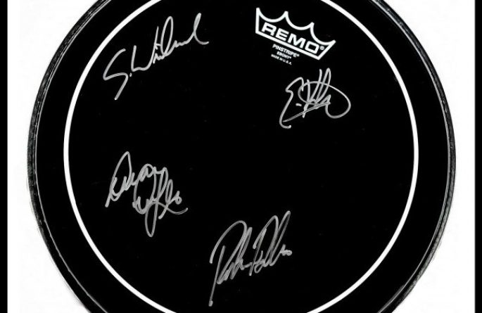Stone Temple Pilots – Drum Head