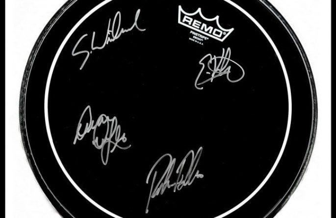 Stone Temple Pilots – Drum Head
