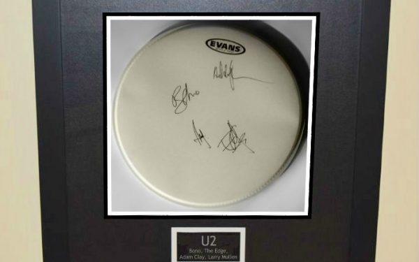 U2 – Drum Head