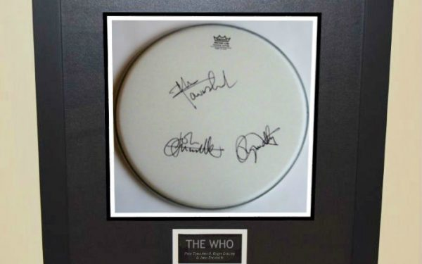The Who – Drum Head