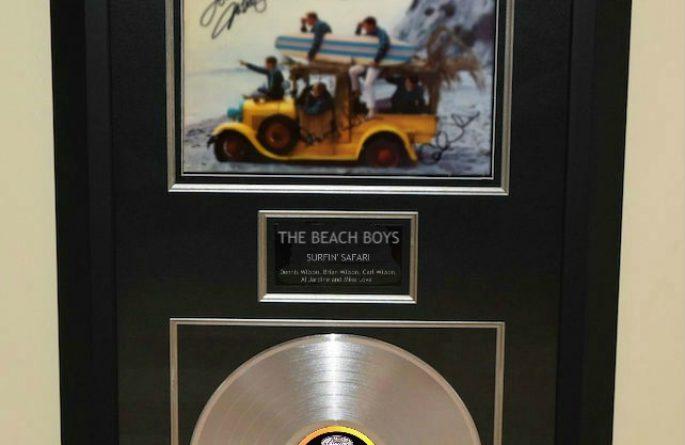 Beach Boys – Surfin' Safari