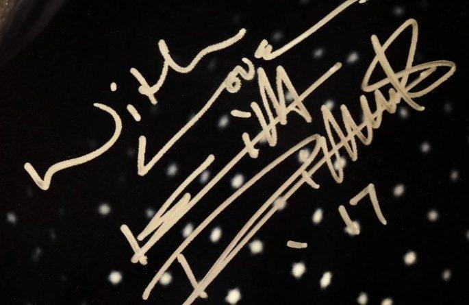 #12-Keith Richards Signed 8×10 Photo