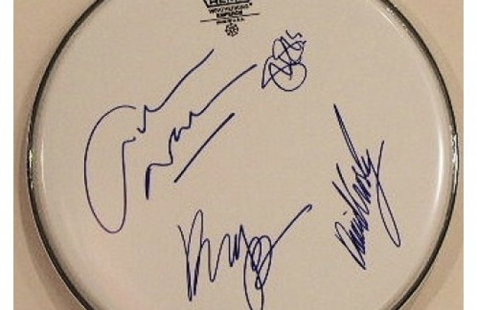 Crosby, Stills, Nash & Young – Drum Head