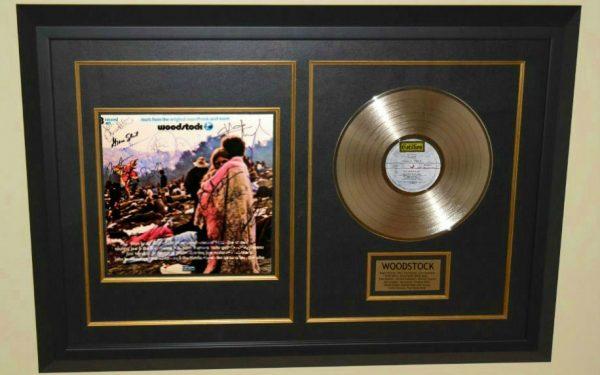 Woodstock Signed Original Soundtrack