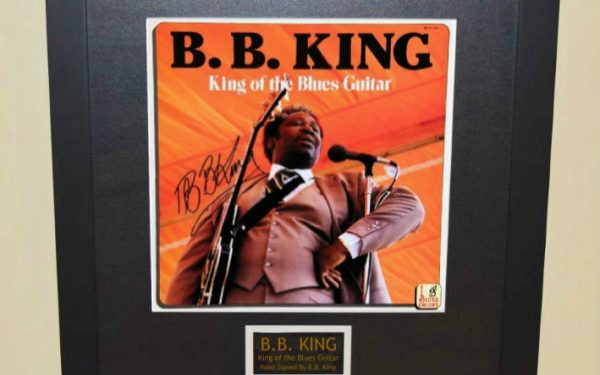 B.B. King – King of the Blues Guitar