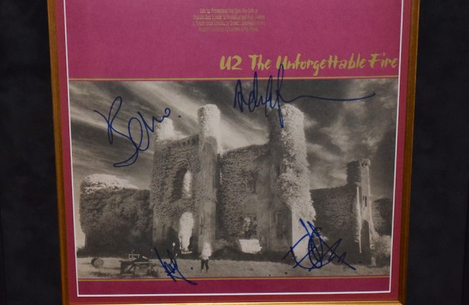 U2 – The Unforgettable Fire