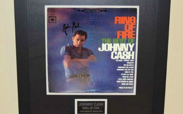 Johnny Cash – Ring Of Fire The Best Of Johnny Cash