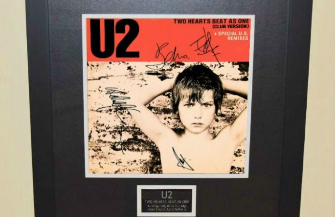 U2 – Two Hearts Beat As One