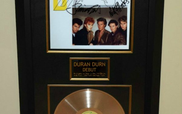 Duran Duran – Debut Release